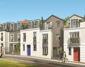 Achat / Vente immobilier neuf Le Port-Marly sur les bords de Seine (78560) - Réf. 4443
