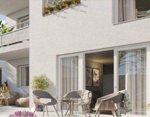 Achat / Vente immobilier neuf Le Pré-Saint-Gervais proche commodités (93310) - Réf. 4839