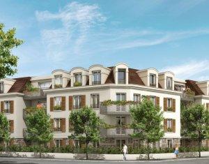 Achat / Vente immobilier neuf Le Raincy proche des commerces (93340) - Réf. 1464