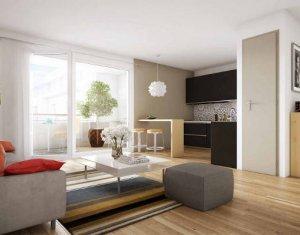 Achat / Vente immobilier neuf Les Clayes-sous-Bois au cœur du centre-ville (78340) - Réf. 6035