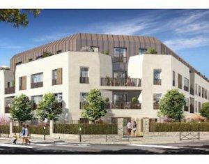 Achat / Vente immobilier neuf Les Mureaux à 300 mètres de la gare (78130) - Réf. 4963