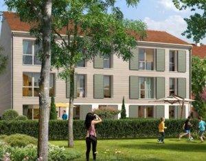 Achat / Vente immobilier neuf Les Mureaux centre (78130) - Réf. 1132