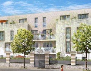 Achat / Vente immobilier neuf Les Pavillons-sous-Bois à 700 mètres du transilien (93320) - Réf. 3882