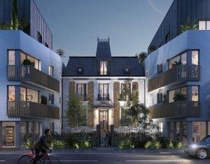 Achat / Vente immobilier neuf Les Pavillons-sous-Bois centre-ville (93320) - Réf. 3866