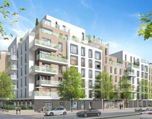 Achat / Vente immobilier neuf Les Pavillons-sous-Bois cœur de ville (93320) - Réf. 2210