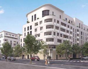 Achat / Vente immobilier neuf L'Haÿ-les-Roses proche centre commercial de Villejuif (94240) - Réf. 5600