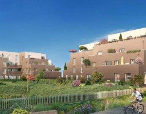 Achat / Vente immobilier neuf Lieusaint au coeur de l'écoquartier (77127) - Réf. 3909