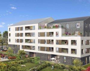 Achat / Vente immobilier neuf Lieusaint écoquartier de l'Eau-Vive (77127) - Réf. 1241