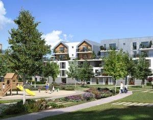 Achat / Vente immobilier neuf Lieusaint quartier le l'Eau Vive (77127) - Réf. 1388