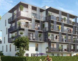 Achat / Vente immobilier neuf Lieusaint ZAC de la Pyramide (77127) - Réf. 780