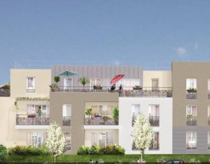 Achat / Vente immobilier neuf Limay à 500 mètres des transports (78520) - Réf. 4433