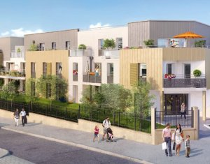 Achat / Vente immobilier neuf Limay Proche Gare (78520) - Réf. 1224