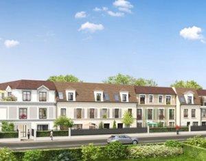 Achat / Vente immobilier neuf Lisses centre-ville (91090) - Réf. 2399