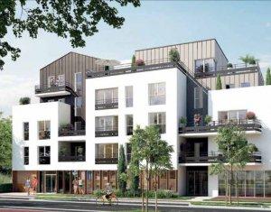 Achat / Vente immobilier neuf Livry-Gargan au cœur du quartier de la Poudrerie (93190) - Réf. 3218