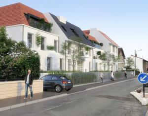 Achat / Vente immobilier neuf Livry-Gargan proche gare de Gargan (93190) - Réf. 3693