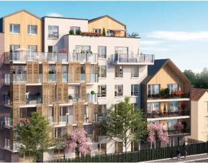 Achat / Vente immobilier neuf Livry-Gargan proche tramway (93190) - Réf. 3217