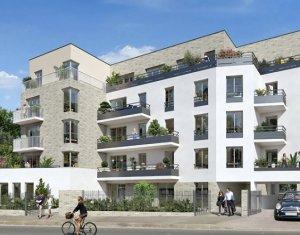 Achat / Vente immobilier neuf Livry-Gargan quartier Danton (93190) - Réf. 2646