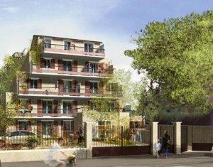 Achat / Vente immobilier neuf Livry-Gargan quartier de Sully-vauban (93190) - Réf. 313