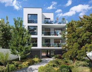Achat / Vente immobilier neuf Livry-Gargan quartier Jacob (93190) - Réf. 2647