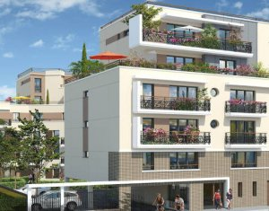 Achat / Vente immobilier neuf Lognes à 5 minutes du RER (77185) - Réf. 4810