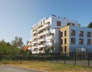 Achat / Vente immobilier neuf Lognes proche de la Place des Colliberts (77185) - Réf. 2869