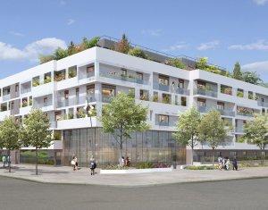 Achat / Vente immobilier neuf Lognes proche gare et RER A (77185) - Réf. 2003