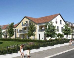 Achat / Vente immobilier neuf Longjumeau à 700 mètres du RER (91160) - Réf. 4732