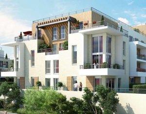 Achat / Vente immobilier neuf Louveciennes éco-quartier Plains Champs (78430) - Réf. 1121