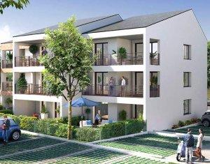 Achat / Vente immobilier neuf Louvres éco-quartier des Frais Lieux (95380) - Réf. 4038