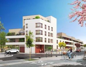 Achat / Vente immobilier neuf Louvres écoquartier des Frais-Lieux (95380) - Réf. 2509