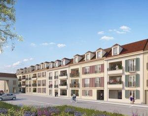 Achat / Vente immobilier neuf Louvres proche du centre-ville (95380) - Réf. 2867