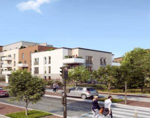 Achat / Vente immobilier neuf Louvres proche RER D (95380) - Réf. 4364