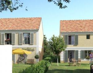Achat / Vente immobilier neuf Maffliers centre-village (95560) - Réf. 565