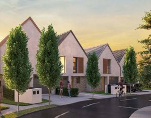 Achat / Vente immobilier neuf Magny-le-Hongre proche Val d'Europe (77700) - Réf. 5908