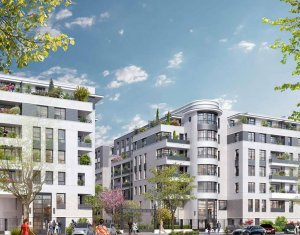 Achat / Vente immobilier neuf Maisons-Alfort proche RER D (94700) - Réf. 6065