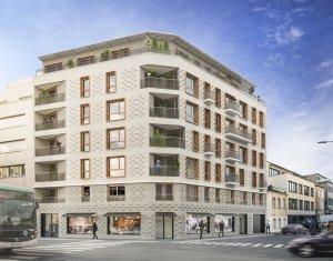Achat / Vente immobilier neuf Malakoff proche du métro (92240) - Réf. 2665