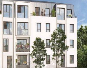 Achat / Vente immobilier neuf Mantes-la-Jolie à 350 mètres de la gare (78200) - Réf. 4099