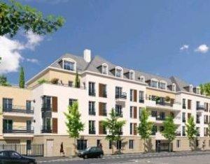 Achat / Vente immobilier neuf Mantes-la-Jolie centre-ville proche SNCF (78200) - Réf. 2098