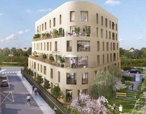 Achat / Vente immobilier neuf Mantes-la-Jolie proche gare Mantes Station (78200) - Réf. 2419