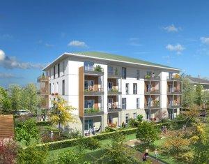 Achat / Vente immobilier neuf Mantes-la-Jolie quartier des Bords de Seine (78200) - Réf. 1607