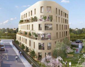 Achat / Vente immobilier neuf Mantes-la-Jolie quartier Mantes université (78200) - Réf. 3355