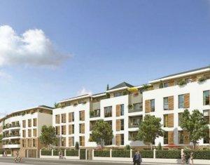 Achat / Vente immobilier neuf Mantes-la-Ville proche gare Mantes Station (78200) - Réf. 2540