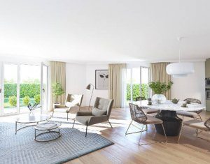 Achat / Vente immobilier neuf Marly-Le-Roi proche forêt domaniale de Marly (78160) - Réf. 4051