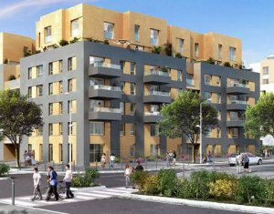 Achat / Vente immobilier neuf Massy cœur quartier Atlantis (91300) - Réf. 4485