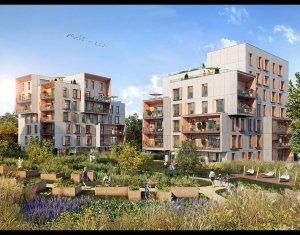 Achat / Vente immobilier neuf Massy proche forêt de Vilgénis (91300) - Réf. 2156