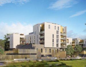 Achat / Vente immobilier neuf Massy proche futur métro Grand Paris Express (91300) - Réf. 5090