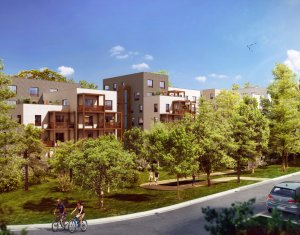 Achat / Vente immobilier neuf Massy quartier Vilgénis (91300) - Réf. 2705