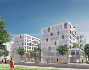 Achat / Vente immobilier neuf Massy secteur Atlantis (91300) - Réf. 3064