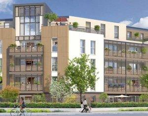 Achat / Vente immobilier neuf Maurepas éco-quartier Les 40 Arpents Jardins d'Aimé (78310) - Réf. 2057