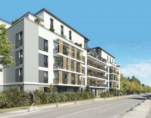 Achat / Vente immobilier neuf Maurepas l'écoquartier des 40 Arpents (78310) - Réf. 2454